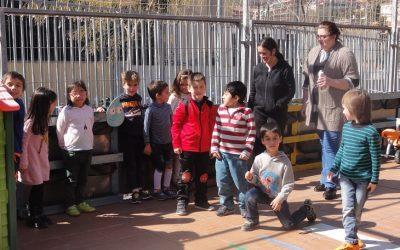 Col·laboració amb l'Escola Torrent de Can Carabassa
