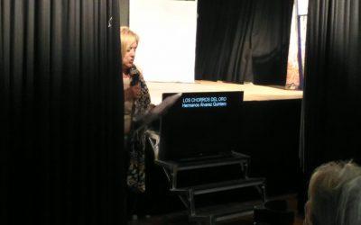 Dissabte 21, subtitulació: 7 de Nou Teatre de l'associació Nou Horitzó