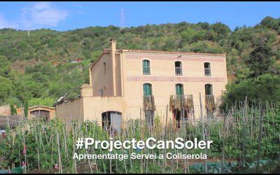 #ProjecteCanSoler – Aprenentatge Servei a Collserola