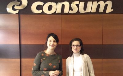 CONSUM col·labora amb el nostre servei d'inserció laboral