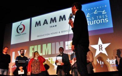 """El curt """"Bonobo"""" del Club Pol+, menció especial al  Festival Enmut"""