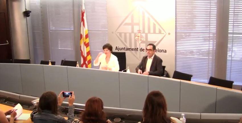 La Fundación en la presentación del informe de la Red de Empleo de Barcelona