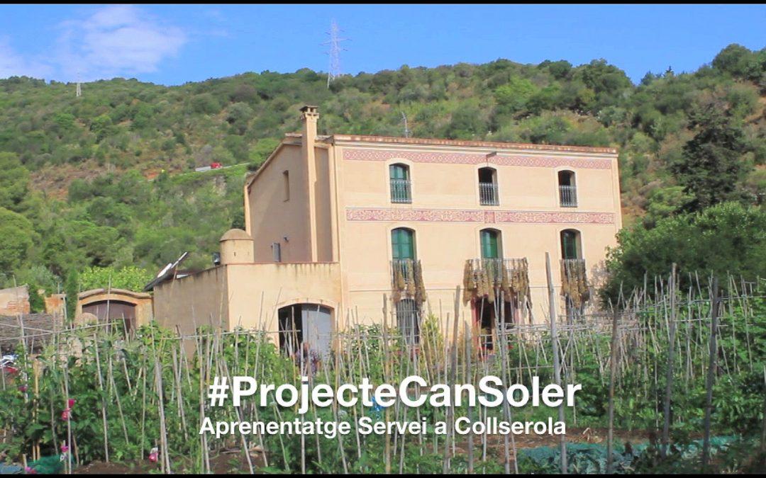 #ProjecteCanSoler-Aprendizaje Servicio en Collserola