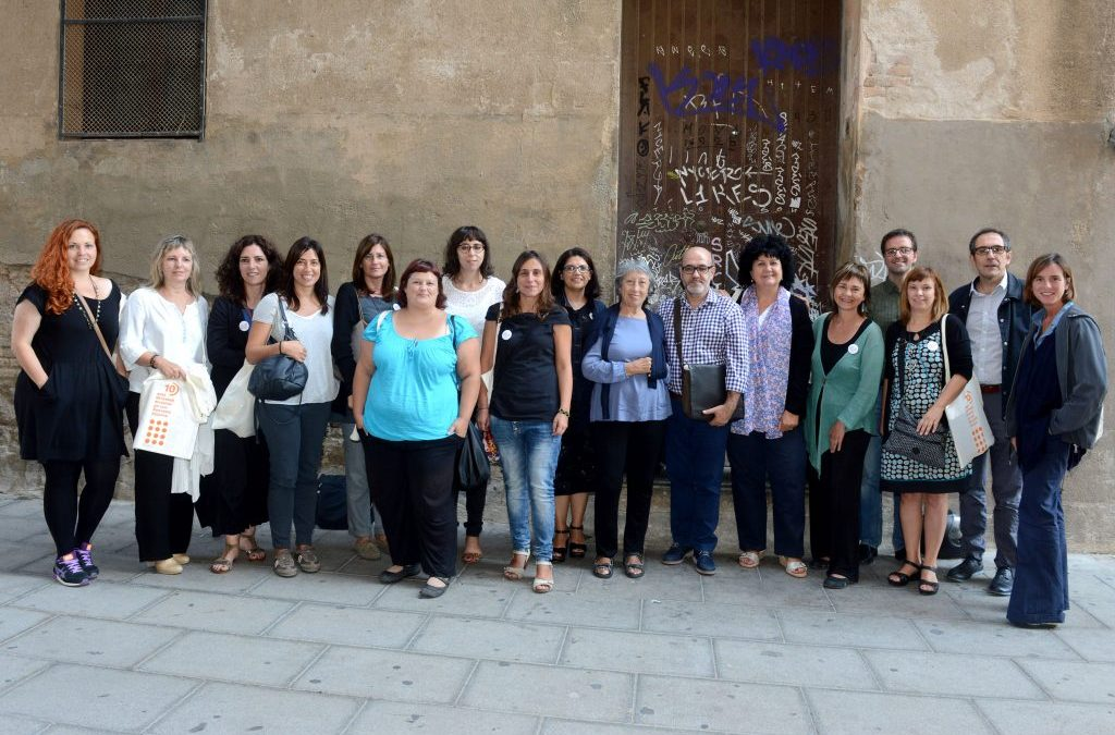 La Xarxa Barcelona d'Inclusió (XIB) en las jornadas del Acord Ciutadà