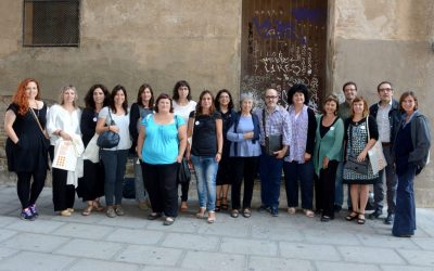 The Barcelona ordinary market inclusion Network job (XIB) on the day of the citizen agreement