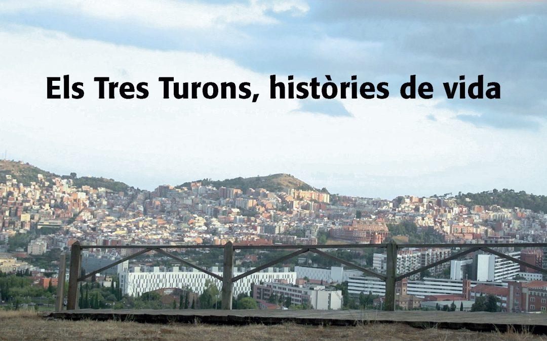 """Estreno del documental: """"Els Tres Turons, historias de la vida""""."""