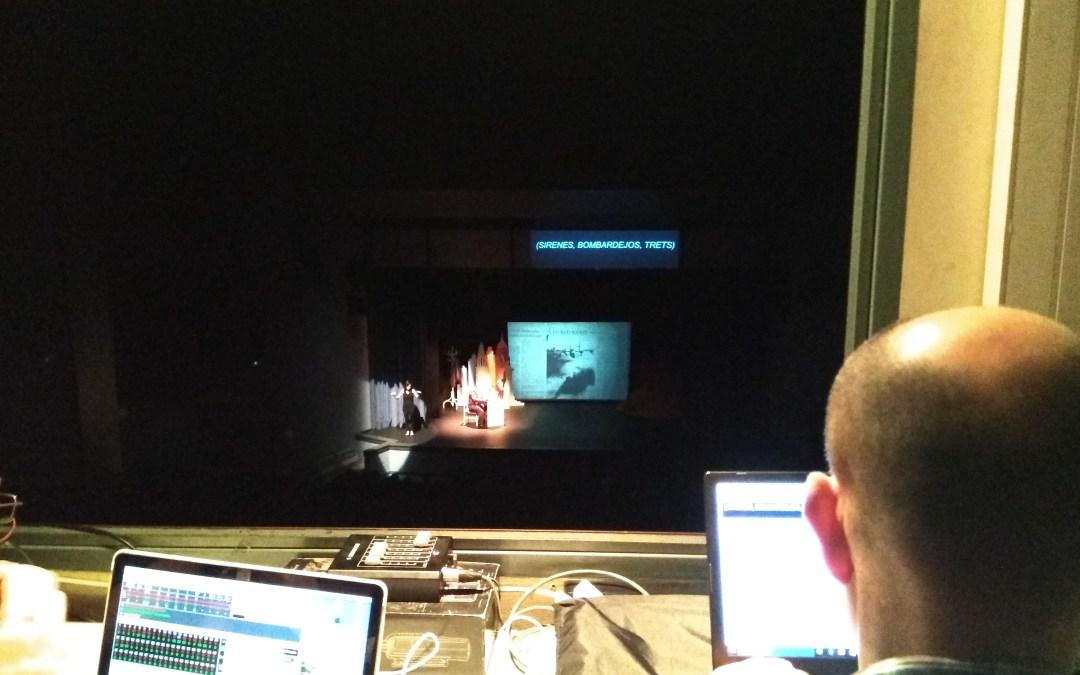 Accesibilidad Audiovisual: teatro accesible