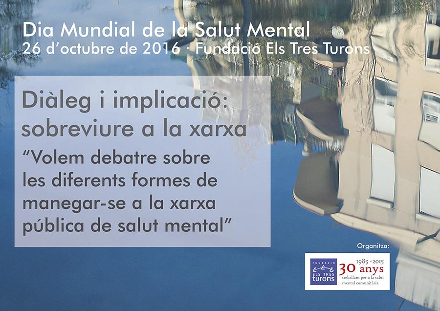 Celebración del Día Mundial de la Salud Mental 2016