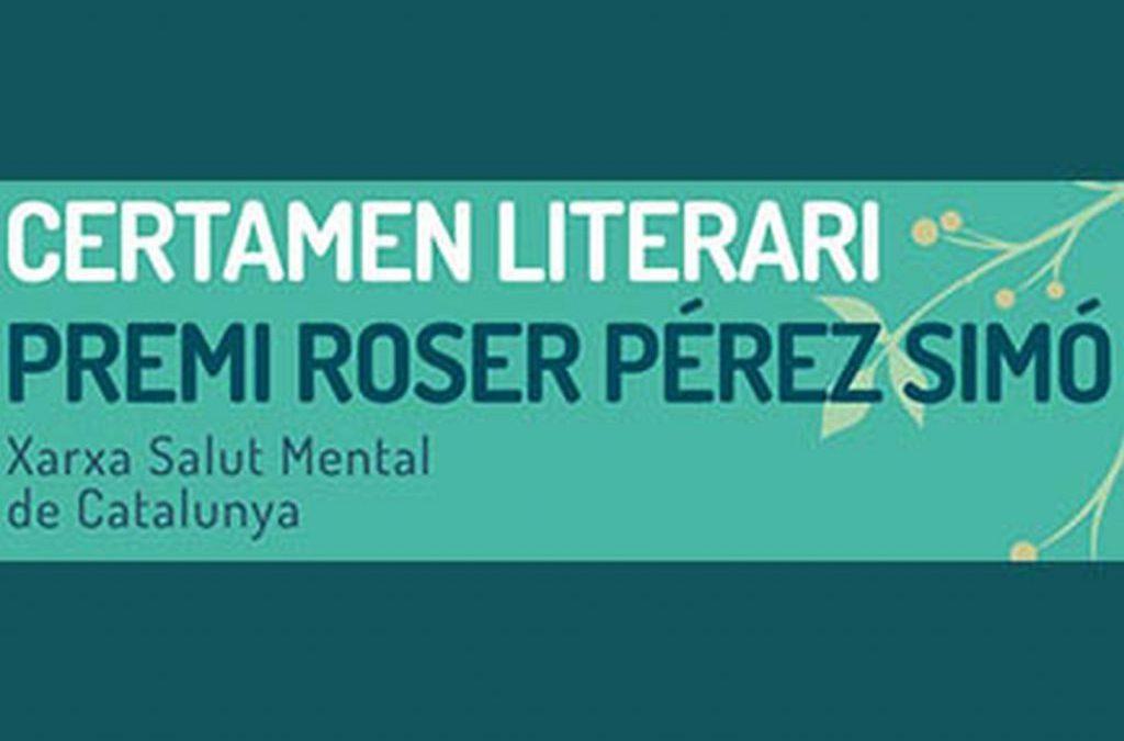 Concurso literario Rosario Perez Simon 2016