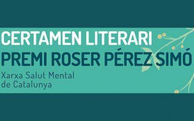Certamen Literari Roser Pérez Simó 2016