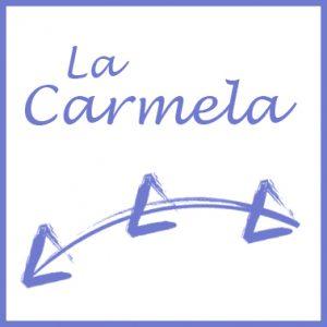 Disseny de la galeta La Carmela