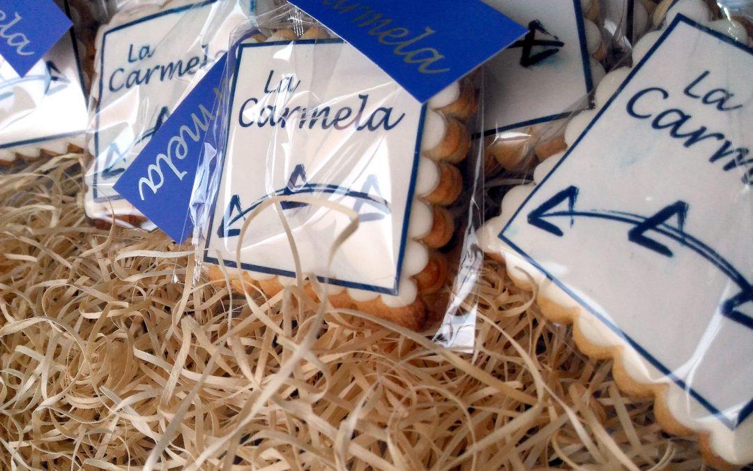 Viste La Carmela de Fiesta