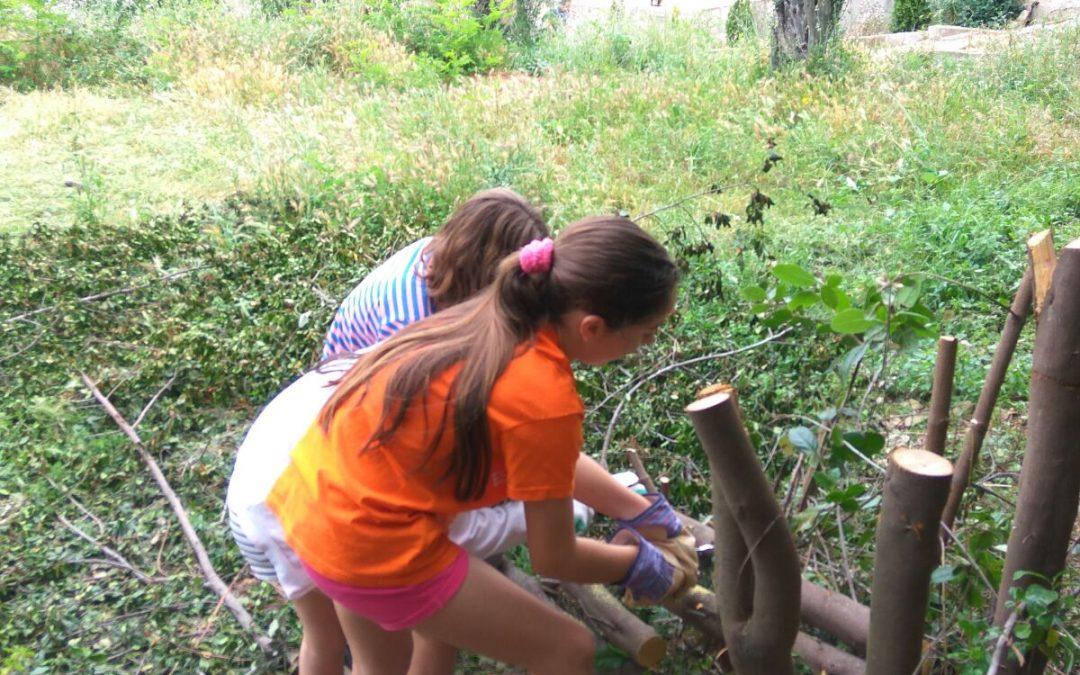 Hemos participado en la Setmana de la Natura