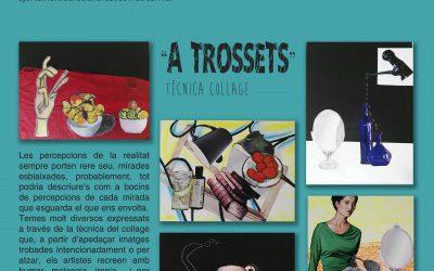 """El Club Pol+ porta """"Trossets"""" al Centre Cívic Carmel"""