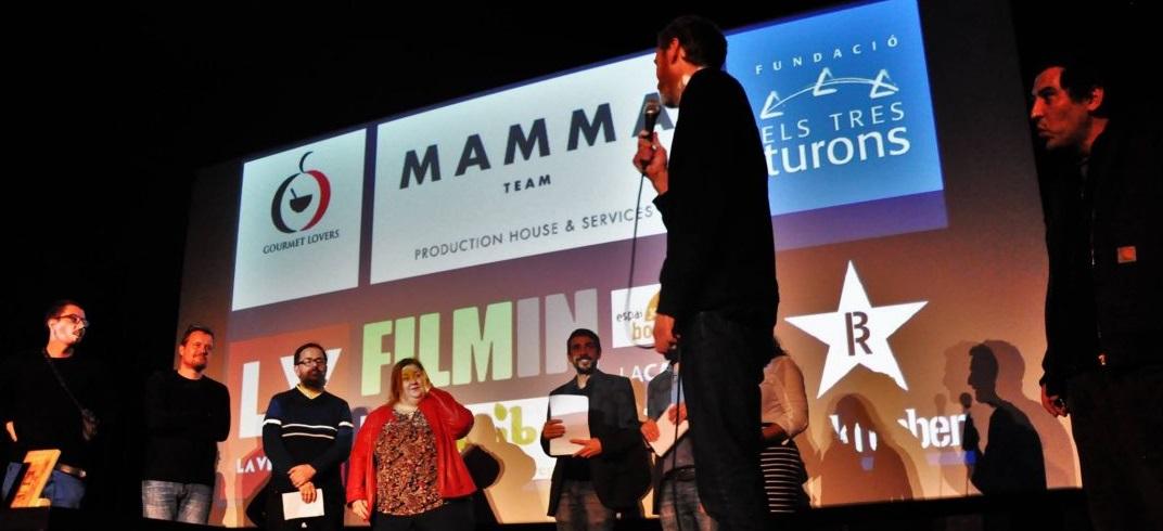 """El corto """"Bonobo"""" del Club Pol+, mención especial en el  Festival Enmut"""
