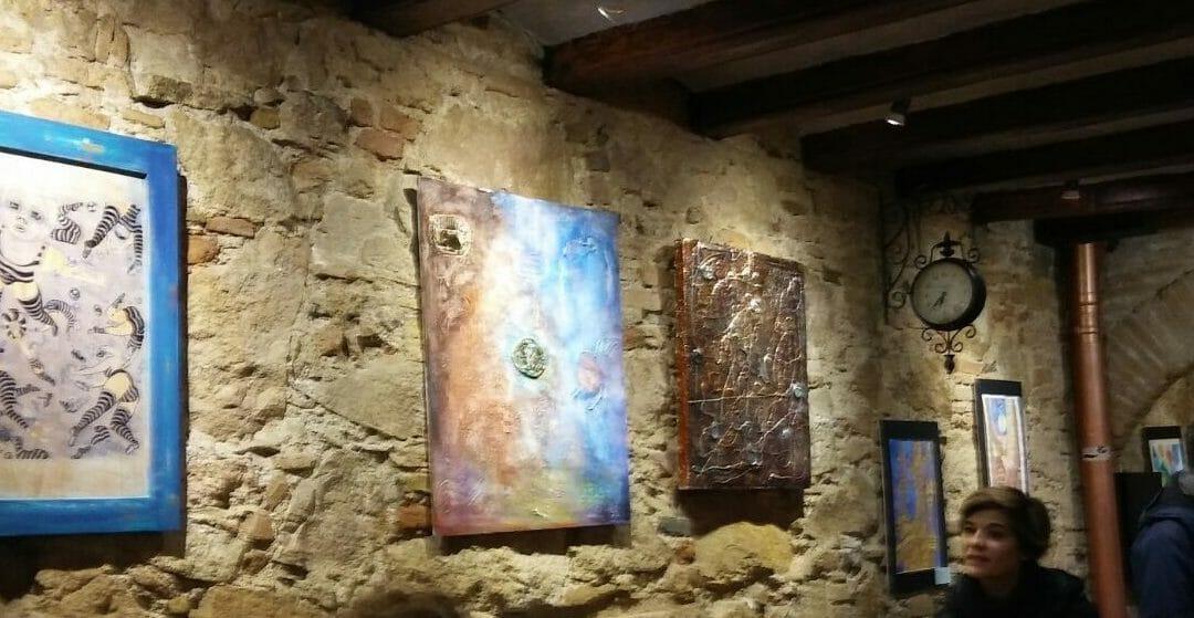 Exposició al bar Cucut