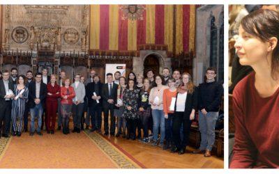La Fundació rep el premi NUST en matèria de conciliació i temps