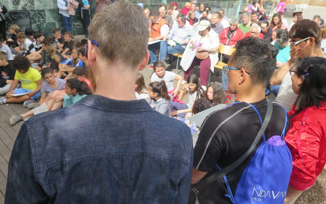 El Xè Sarao Poètic, a la terrassa, amb micro obert i Video Concurs