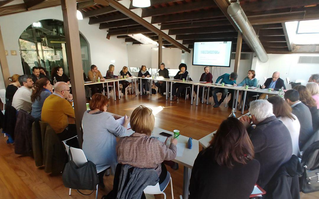 La inclusión laboral de las personas con diversidad funcional suma en el nuevo Pla d'Acció