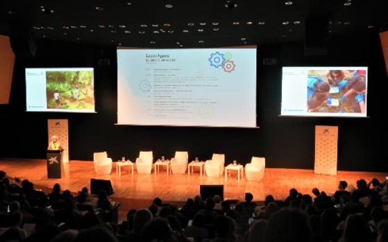 Presentamos #ProjecteJunts en el I Simposi d'ApS Ambiental y Servicio Comunitario