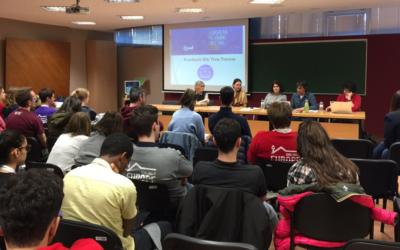 Salud Mental joven en el encuentro europeo de estudiantes AEGEE-EPM