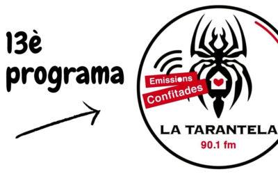 Res atura l'emissió de ràdio La Tarantela