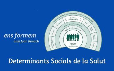 Nos formamos en el impacto de los Determinantes Sociales de la Salud