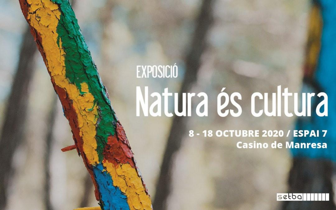 'Natura és cultura' un proceso artístico que se vuelve exposición