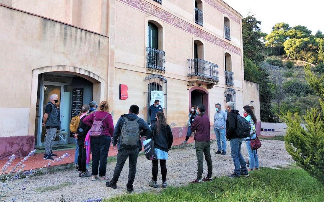 Can Soler acoge un encuentro de entidades del Aplec d'Agricultura Urbana