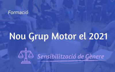 La sensibilització de gènere centre del nou Grup Motor