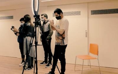 Proyecto audiovisual «Sant Genís en tiempos de pandemia»