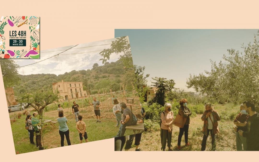 48H d'agricultura i verd urbà