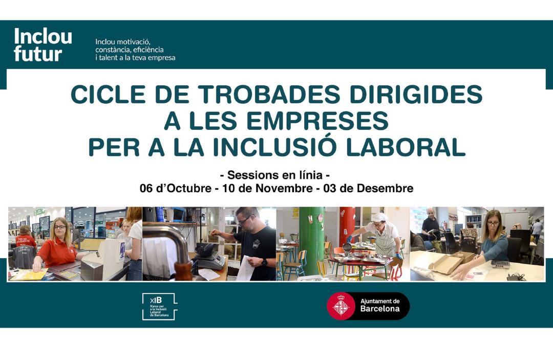 La XIB fomenta la inclusión laboral en un nuevo ciclo para empresas